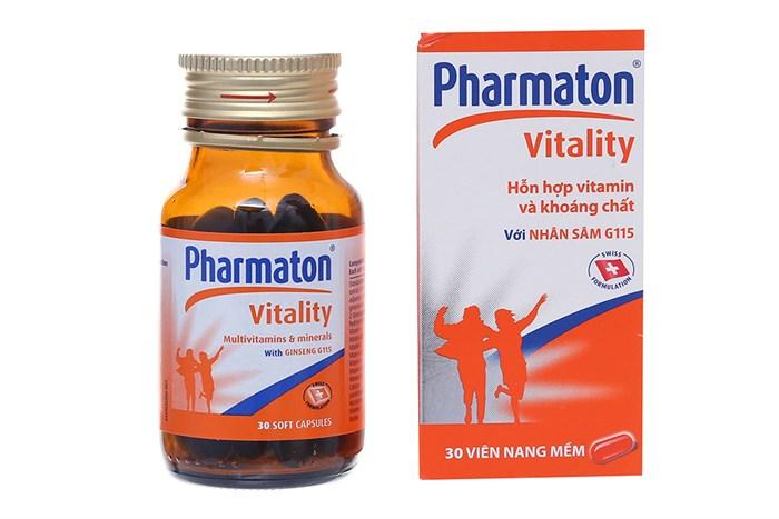 Thuốc pharmaton là 1 loại thuốc tăng cường sức khỏe cho con người.